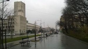 Kiša, susnežica, sneg