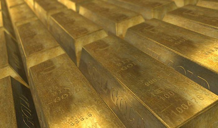 Tabaković: Srbija ima 30,4 tone zlata
