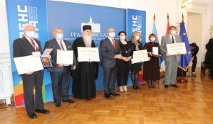 FOTO, VIDEO: Dodeljena gradska priznanja