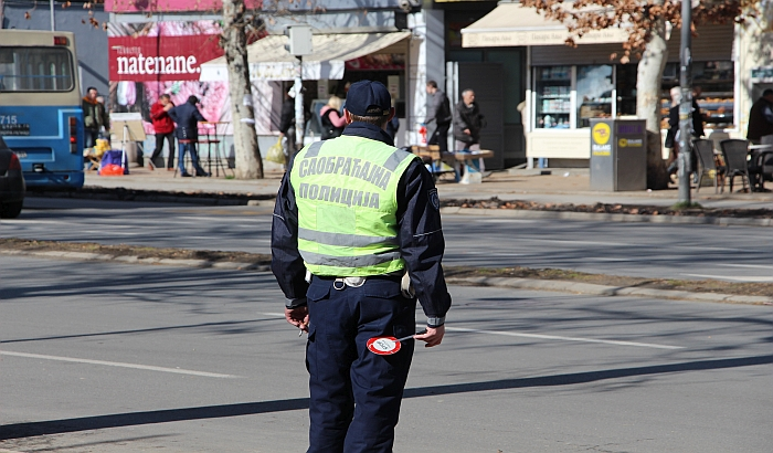 Saobraćajni policajci osumnjičeni da su uzeli mito od 3.000 dinara