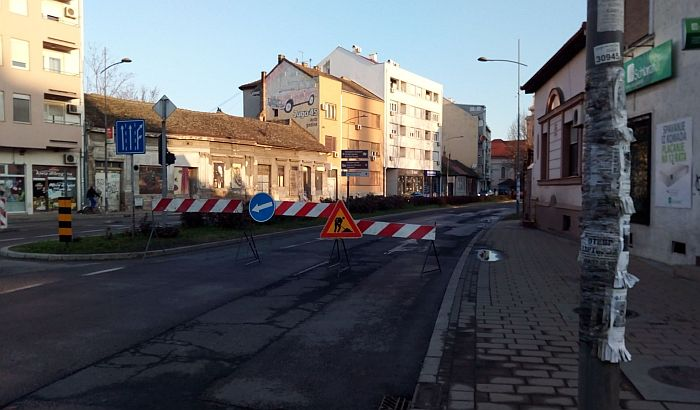 Izmena saobraćaja u Šafarikovoj