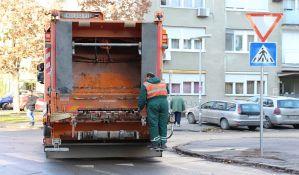 Novi Sad ne poštuje sopstveni plan za upravljanje otpadom