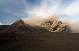 FOTO: Vulkan Etna za šest meseci porastao za 30 metara