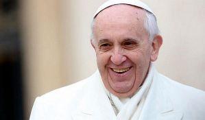 Papa Franja 7. maja ide u Severnu Makedoniju