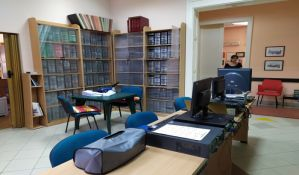 Biblioteka Saveza slepih Vojvodine - mesto gde se čita uhom