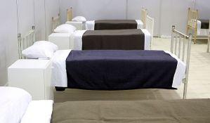 Arena u Beogradu danas postaje kovid bolnica za 500 pacijenata