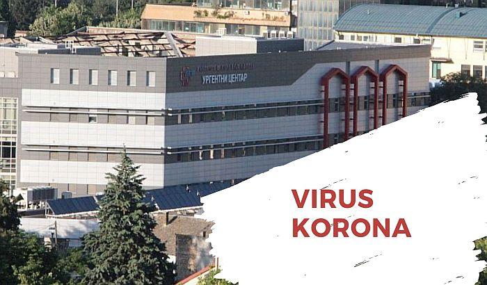 U novosadskom Kliničkom centru 153 na lečenju od kovida, povećan i broj pacijenata na respiratoru