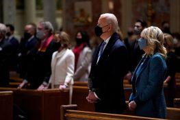 Bajden pre inauguracije: U Americi je novi dan