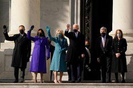 VIDEO: Inauguracija novog predsednika SAD Džozefa Bajdena