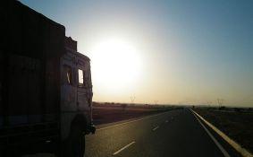 Subotica: Vozač kamiona imao 2,28 promila alkohola u krvi