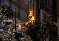 VIDEO: Snažna eksplozija u zgradi u centru Madrida, četvoro poginulo