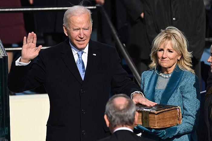 FOTO: Bajden i zvanično predsednik SAD