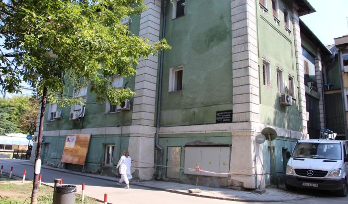 FOTO: Nakon skoro 100 godina, Klinika za ORL dočekala kompletnu rekonstrukciju
