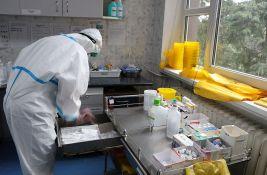 I danas manji broj kovid pacijenata u Novom Sadu