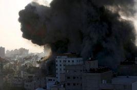 Razmena vatre u pojasu Gaze prerasta u rat