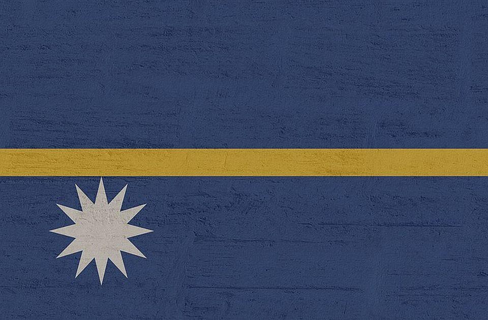 Ostrvo-država Nauru vakcinisala sve odrasle stanovnike