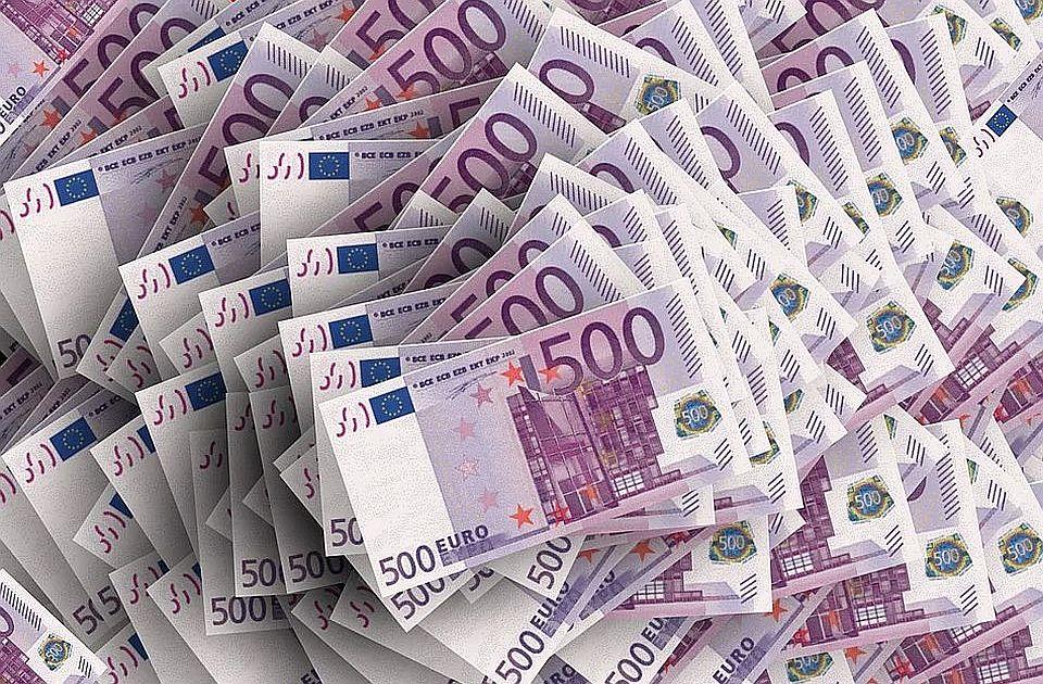 NBS: Devizne rezerve na kraju aprila 14 milijardi evra