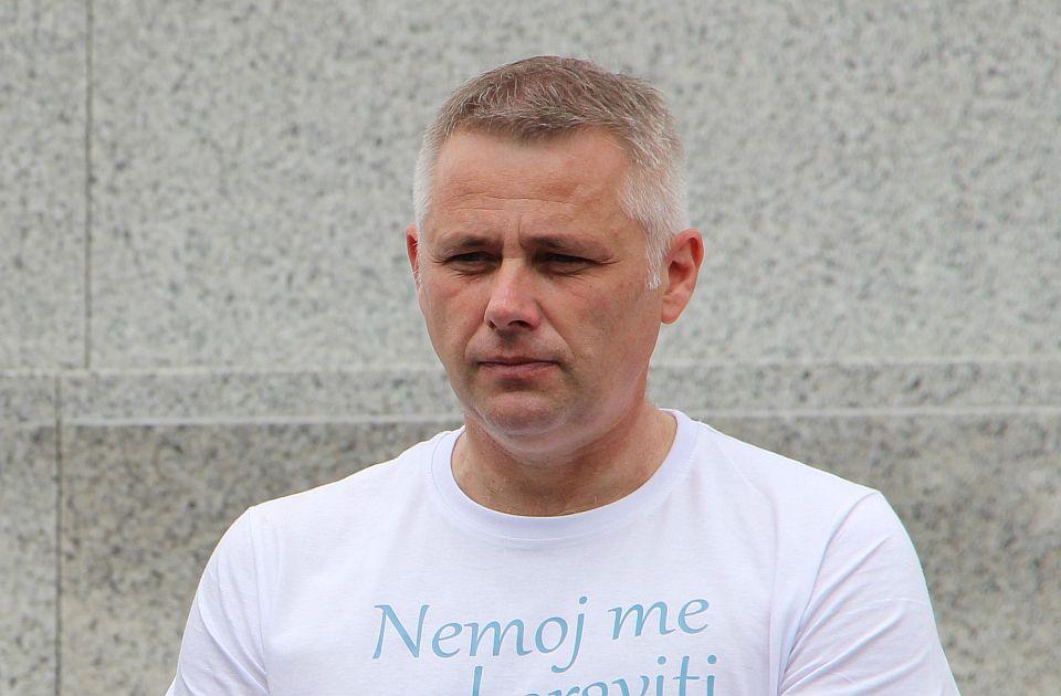 Igor Jurić napustio sastanak jer se nije pojavio Vulin