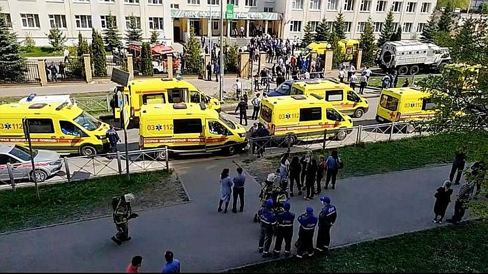 Napadač u školi u Kazanju priznao krivicu