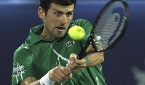 Đoković posle preokreta u finalu turnira u Dubaiju
