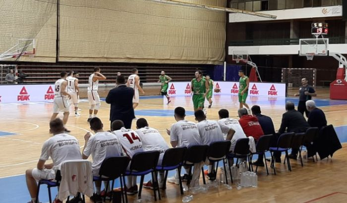 Košarkaši Vojvodine gostuju Slobodi u Užicu