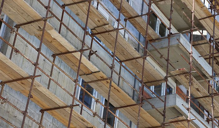 Poginuo radnik na gradilištu stanova za bezbednjake na Novom naselju