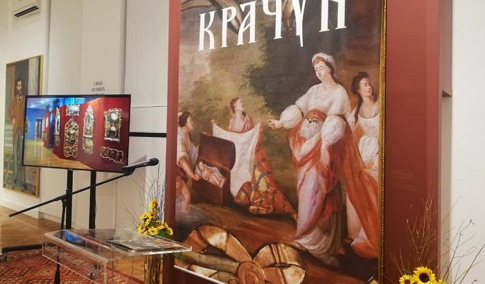 FOTO: Galerija Matice srpske proslavila 172 godine postojanja, zahvalnica Radiju 021