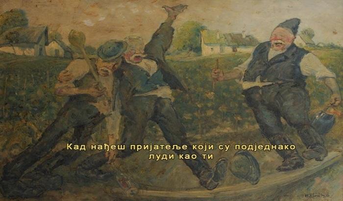 FOTO: Kako je grupa srednjoškolaca od kolekcije Galerije Matice srpske napravila