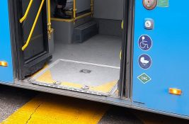 Služe li ičemu rampe u autobusima GSP-a?