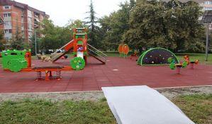 Grad uređuje deset dečijih igrališta i teretana na otvorenom u Novom Sadu
