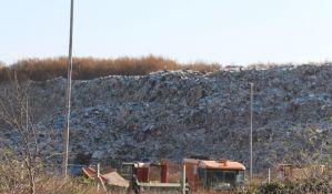 Gradska deponija biće postepeno zatvarana u narednih nekoliko godina