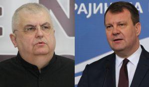 Razmena optužbi između Čanka i Mirovića zbog nove zgrade RTV na Mišeluku