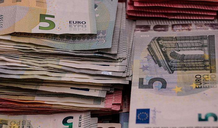 Menjačnicama ograničen raspon kurseva dinara prema evru