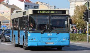 Grad planira da se GSP zaduži za 9,3 miliona evra, gradski prevoznik se nada boljim vremenima nakon korone