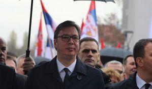 Vučić Srbima na Kosovu: Ako vas napadnu, imaćemo snage da vas zaštitimo
