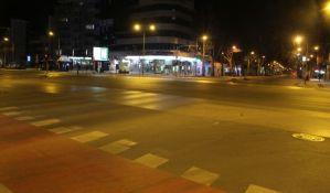 Krivične i prekršajne prijave protiv 13 osoba zbog kretanja Novim Sadom tokom policijskog časa