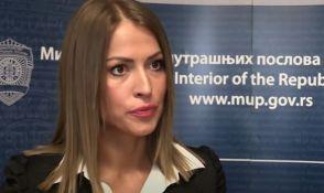 Saslušana Dijana Hrkalović zbog veza sa Belivukom i Elezom