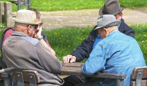 Stanovništvo Srbije ubrzano stari, svake godine za 40.000 stanovnika manje