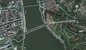 Traži se rešenje kako će izgledati novi most preko Dunava na stubovima nekadašnjeg