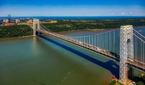 Dojava o bombi zatvorila jedan od najprometnijih mostova na svetu