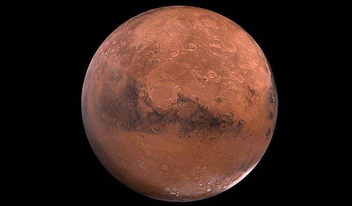 Kamen na Marsu nazvan po Stonsima