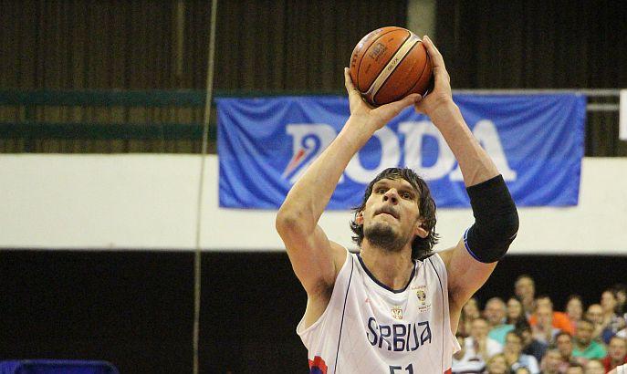 Košarkaši Srbije bolji od Italijana