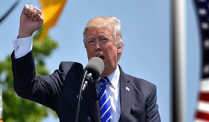 Tramp poziva američke kompanije da napuste Kinu