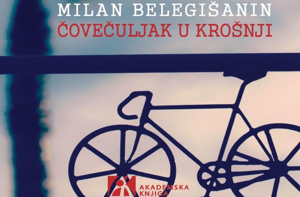 "Promocija knjige ""Čovečuljak u krošnji"" Milana Belegišanina večeras na Zeppelinu"