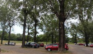 Uskoro rekonstrukcija parkinga kod okretnice kod Štranda