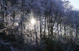Sutra još tmurno i veoma hladno, od četvrtka sunčano i toplije