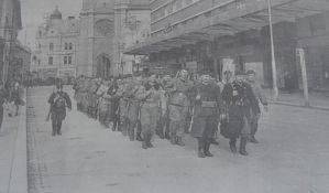 FOTO, VIDEO: 75 godina od oslobođenja Novog Sada od fašizma
