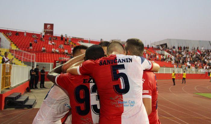 Fudbaleri Voše dočekuju Sinđelić u Kupu