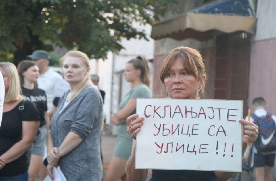 """Večeras novi protest """"Pravda za Ninu"""" u Petrovaradinu"""