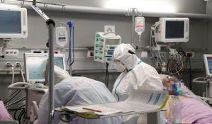 Smanjen broj kovid pacijenata na lečenju u Novom Sadu